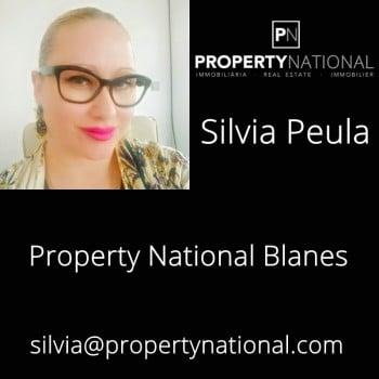 Property National. Comercial de la Inmobiliaria. Silvia Peula