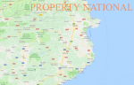 Costa Brava. Mapa Geográfico