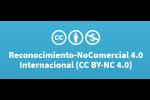 Licencia Creative Commons. Reconocimiento-NoComercial 4.0 Internacional (CC BY-NC 4.0)