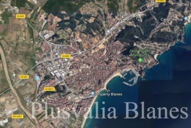 Plusvalía municipal en Blanes