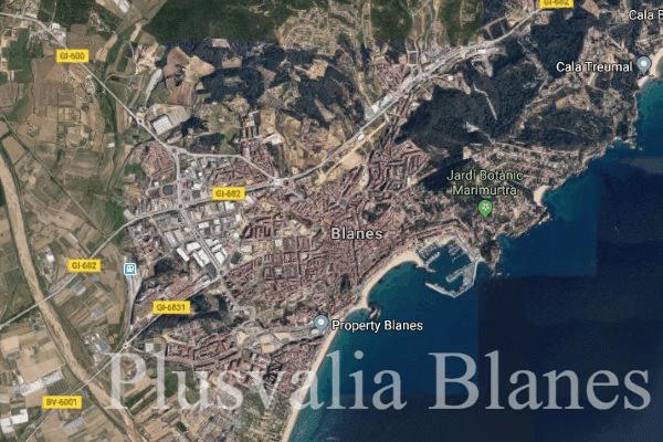 Laplusvalía municipal en Blanes. Cómo se calcula