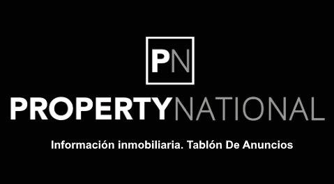 Información inmobiliaria y tablón de anuncios. Property National