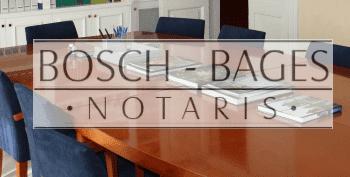 Notaría Bosch-Bages de Barcelona. 20 años de experiencia