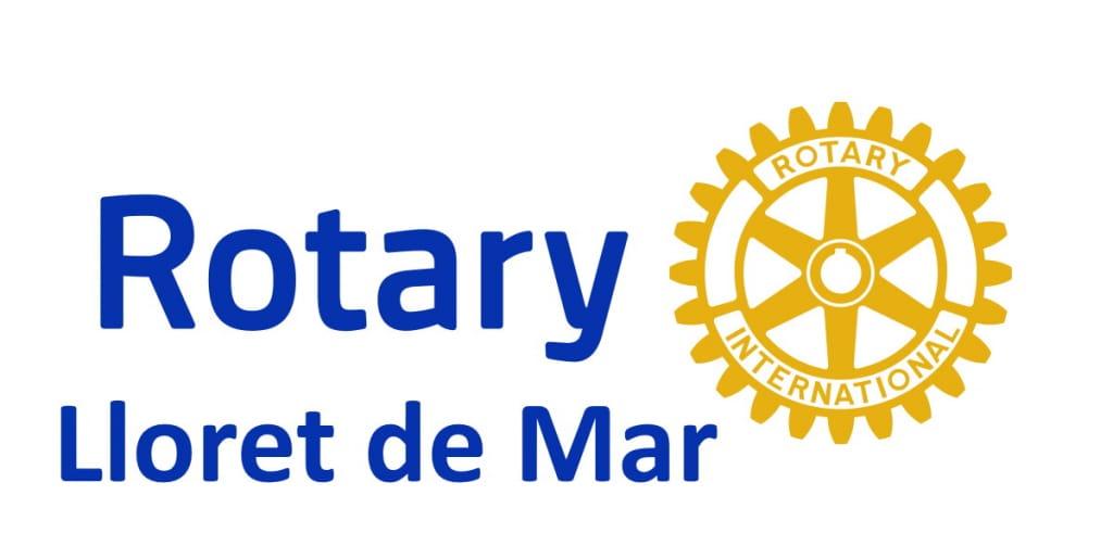 Club Rotary Lloret de Mar. Logo de Rotary